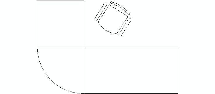 Mejores 28 im genes de bloques autocad muebles de oficina for Muebles de oficina en autocad 3d gratis
