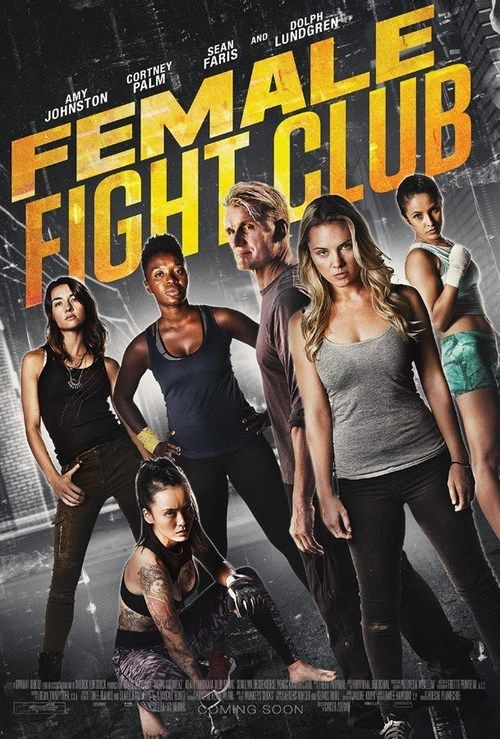 Watch Female Fight Club Full-Movie