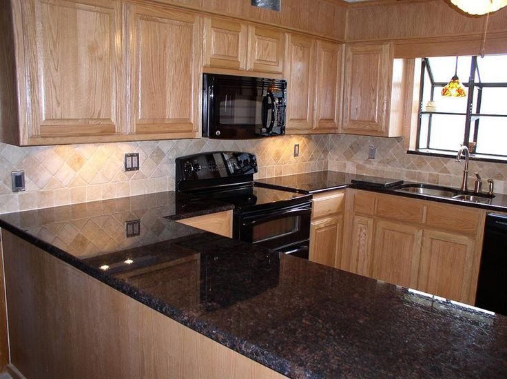 pictures of tan brown granite countertops yahoo search