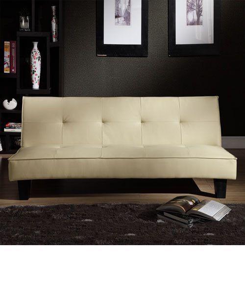 Leather Futon Miami