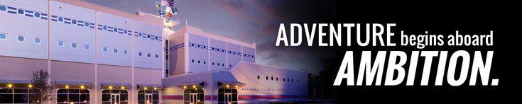 Take a virtual tour onboard AMBITION!
