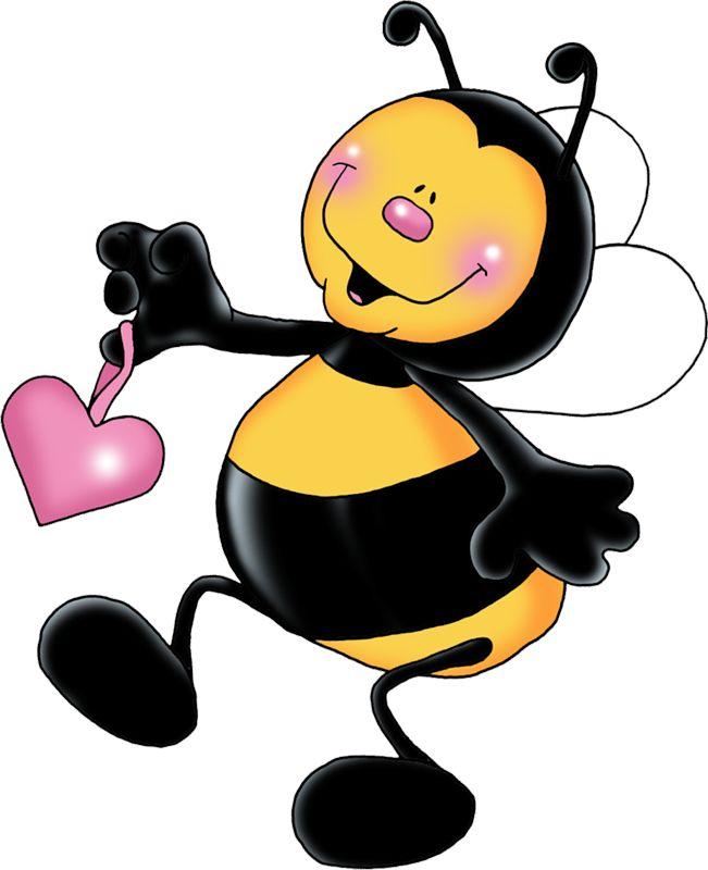 Картинки смешных пчелок
