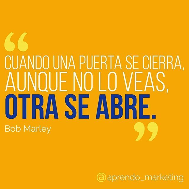Reposting @aprendo_marketing: Debemos avanzar para encontrar nuevas puertas abiertas. | #FishingTalent #marketingdigital #contentmarketing #marketing #marketingonline #marketingtips #Tecnología #marketingexpert  #tips #strategy #marketingstrategy #marketingsocial#marketing101 #redessociales #facebook #instagram #MarketingDecontenido #marketingstrategies #emprendimiento #Miami #usa #blog