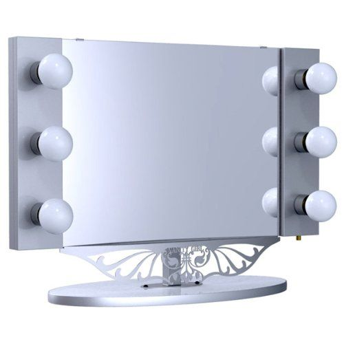 ... 429 00 369 00 Baby This Premium Lighted Vanity Mirror Instantly  Transforms Any Standard Make Up ...