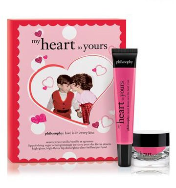 Philosophy My Heart to Yours Lip Duo - 2 pcs