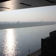 Ausblick über Köln bei exklusiven Malerarbeiten