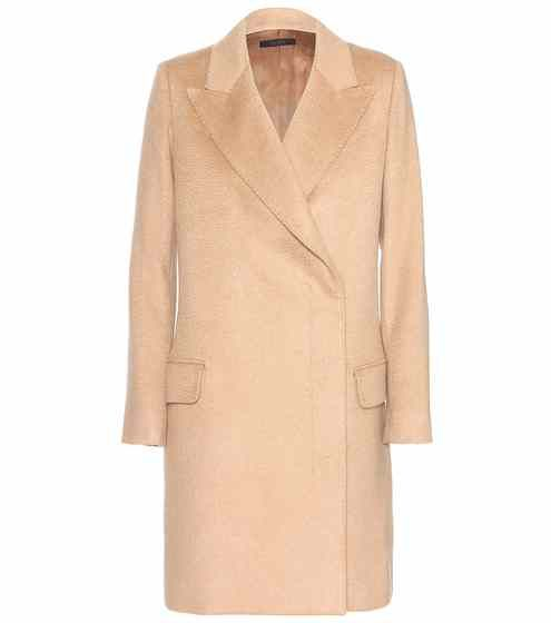 Fessing baby camel hair coat | The Row