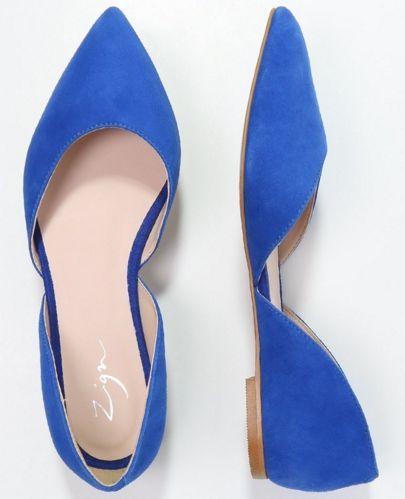 Zign Baleriny blau
