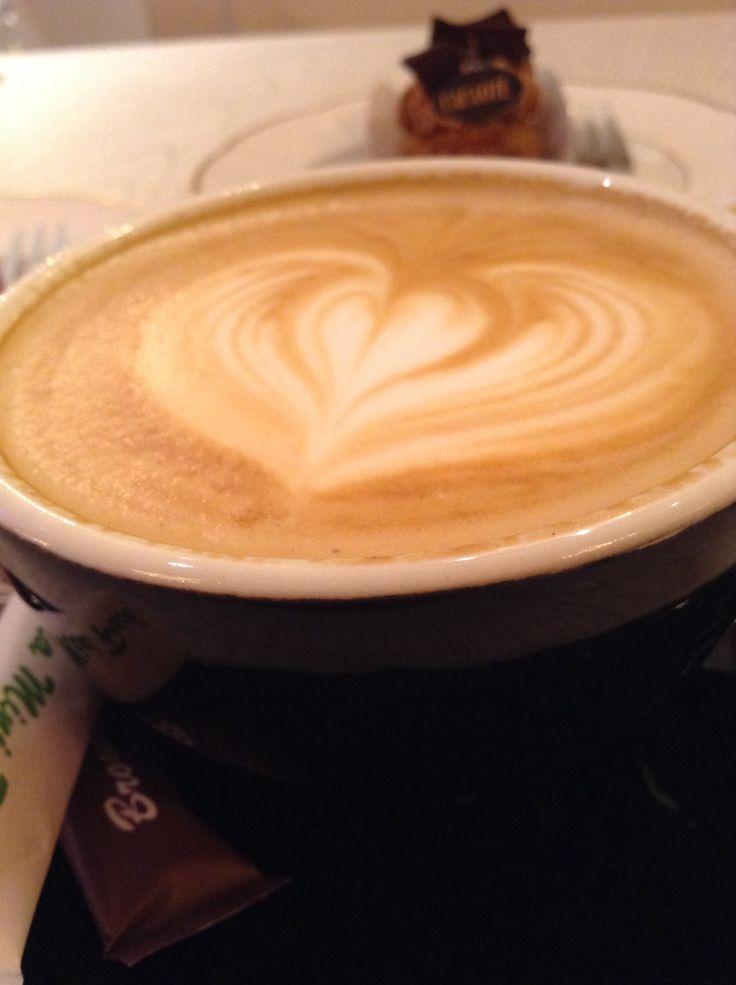 Cappucinno Love at Cacaote