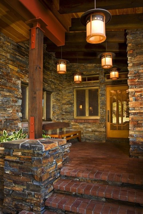 302 best images about home exterior makeovers on pinterest for American brick and stone
