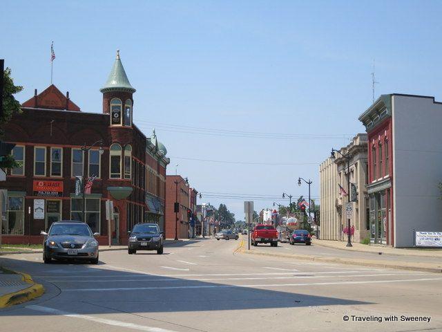Snapshots of Marinette, Wisconsin - Traveling with Sweeney