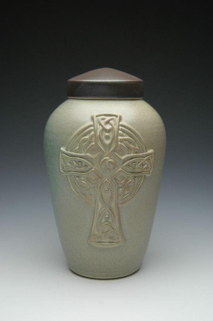 Celtic Cross Urn - Memorial Urns