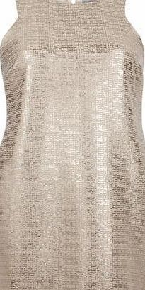 Dorothy Perkins Womens Petite gold shift dress- Gold DP79865242 Petite gold foil shift dress wearing length approx 83cm. 95% Polyester,5% Elastane. Machine washable. http://www.comparestoreprices.co.uk/dresses/dorothy-perkins-womens-petite-gold-shift-dress-gold-dp79865242.asp