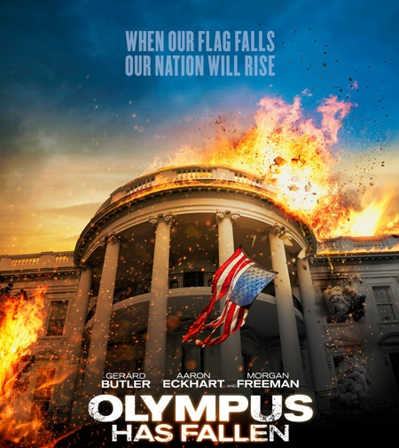 Gerard Butler says the ''alpha male'' cast on 'Olympus Has Fallen' worked together to make a great action film. Read more about movie at: http://www.hypebuzz.com/movies/olympus-has-fallen.php