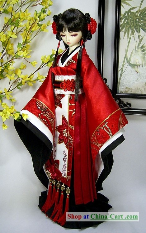 ancient chinese princess costume
