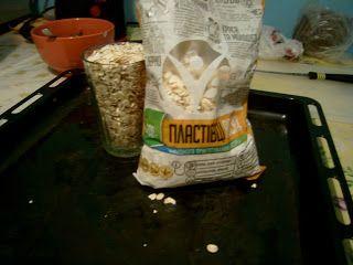 Я и мой диабет: Приготовление гранолы в моем исполнении :)