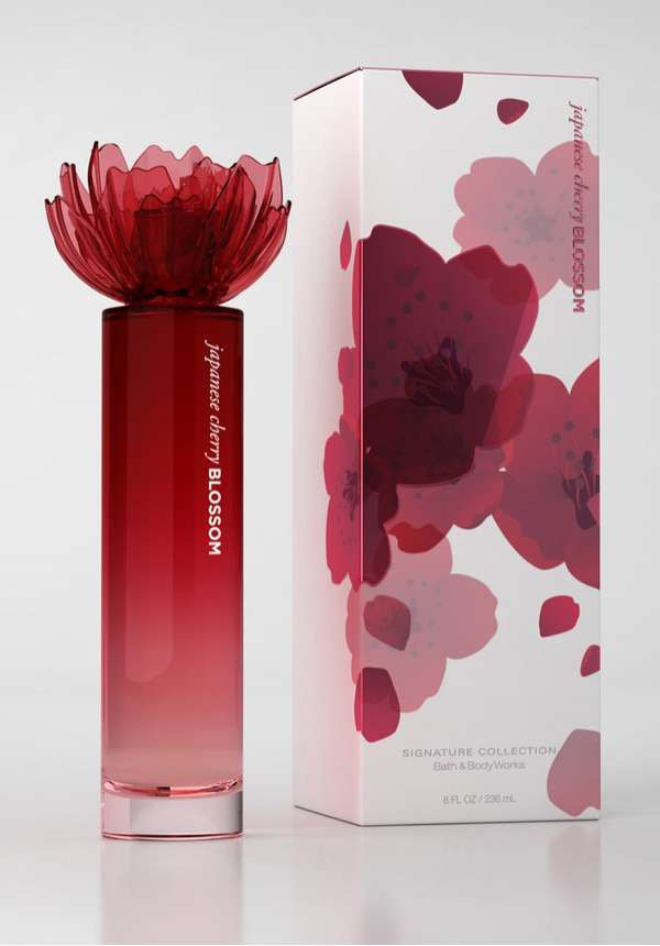 Japanese Cherry Blossom Packaging. Everyone loves this lovely packaging. PD