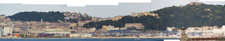 Ancona, Marche, Italy - view by sea by Gianni Del Bufalo  #destinazionemarche #marche #ancona (CC BY-NC-SA 2.0)