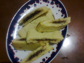 lericettediziasara: Frollini crema di nocciole e cocco ( hazelnut crea...
