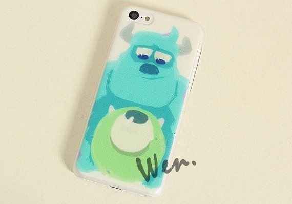 Monsters University Anime iPhone 5C case Anime by Weniphonecase