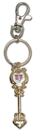 Fairy Tail Key Chain - Gate Key Virgo