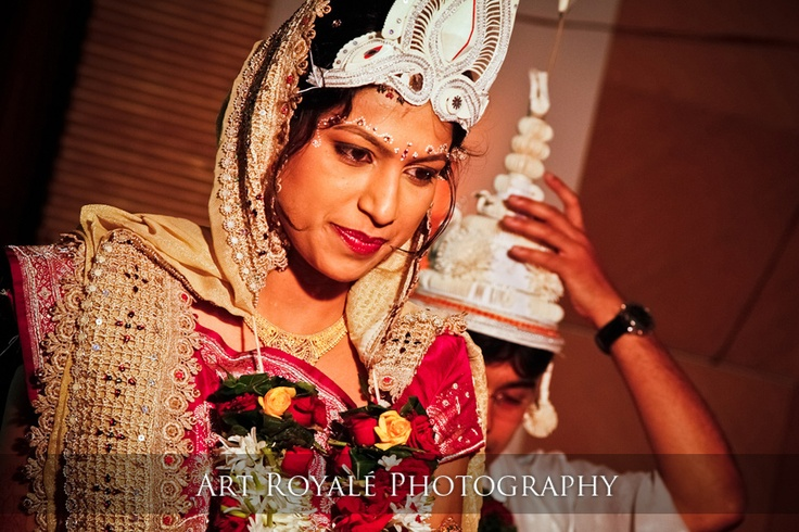 Bengali - Hindu Bride, India