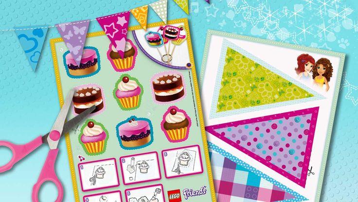 Organiseer een cupcake party