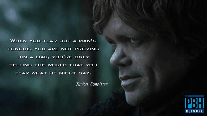 25+ Best Ideas About Tyrion Quotes On Pinterest
