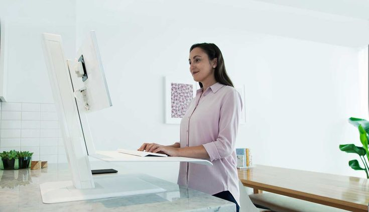 Humanscale Introduces The QuickStand Eco SitStand