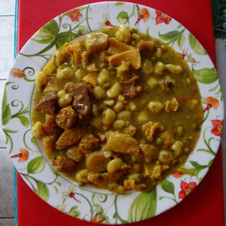 Guadeloupe Foods Recipes