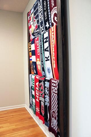 25+ unique Scarf display ideas on Pinterest ...