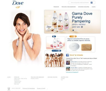 Dove si-a relansat platforma online - Tot ce trebuie sa stii despre frumusete si ingrijire