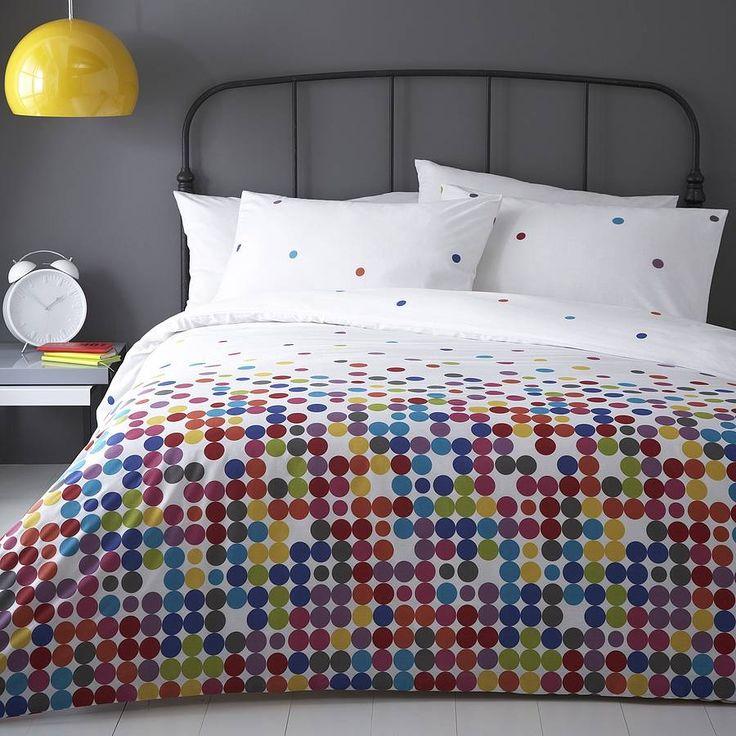 polka print personalized queen cover zebra duvet dots youcustomizeit dot