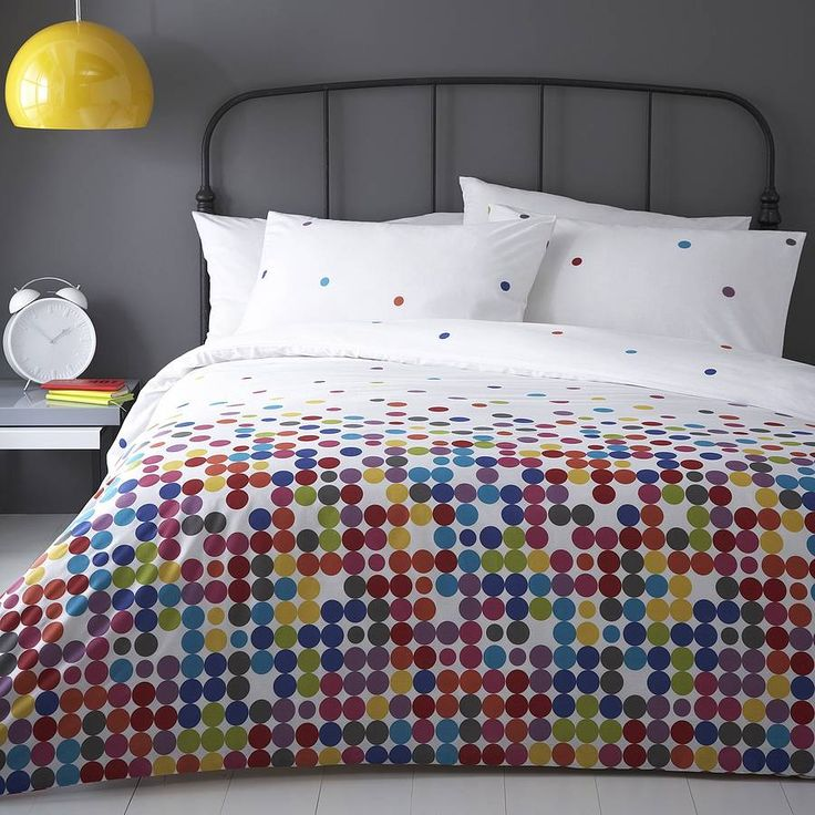 44 best images about polka dot duvet cover on pinterest. Black Bedroom Furniture Sets. Home Design Ideas