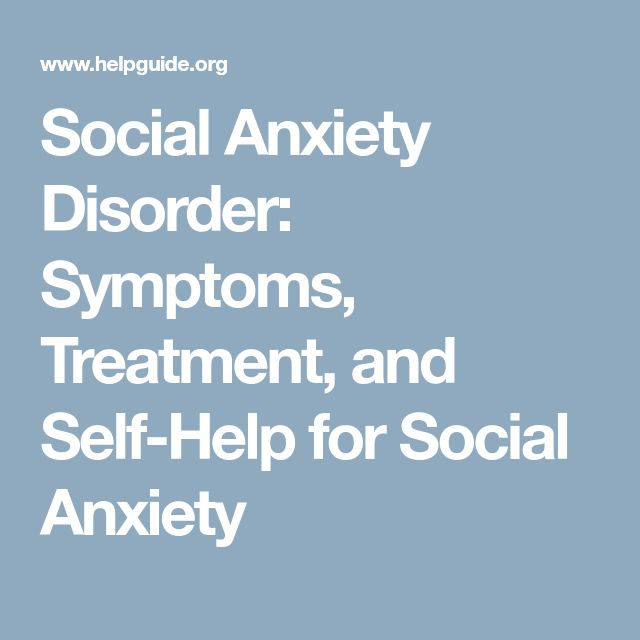 dating site for social anxiety Social anxiety comes with a whole array of physical, noticeable symptoms sweating, stuttering, trembling are all part of the negative effects caused by an avalanche of negative thoughts it's absolutely normal to feel a bit embarrassed by these unpleasant reactions.