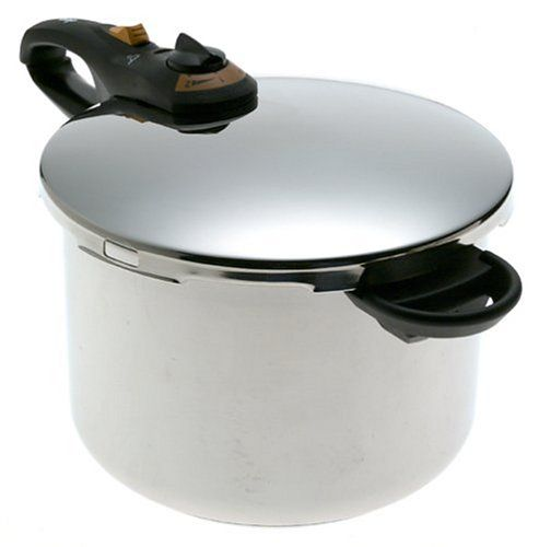 Fagor has definitely withheld its reputation by providing the modern housewife with high quality products. This pressure cooker is constructed out of 18/10 stainless steel material, which will provide an increased longevity.