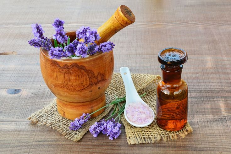Ako si vyrobiť domáci levanduľový olej