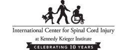 International Center for Spinal Cord Injury celebrating 10 years logo