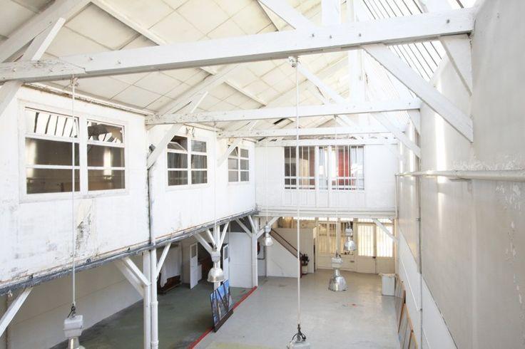 17 meilleures images propos de urbex futur loft sur pinterest pi ce - Usine a vendre paris ...