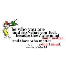 The Active Scrawler: Best Dr Seuss quotes for tattooing.