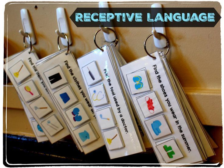 Interactive Receptive Language Tasks for all levels of learners! found at http://theautismhelper.com. If you like UX, design, or design thinking, check out http://theuxblog.com