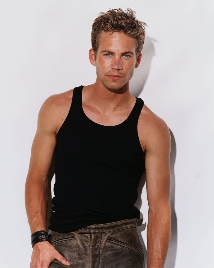 A young Paul Walker ow ow