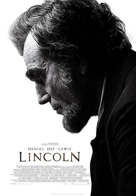 Oscar 2013, película ganadoras: Movie Posters, Abraham Lincoln, Daniel Day Lewis, Lincoln 2012, Steven Spielberg, Lincoln Movie, Danieldaylewi, Favorite Movie, Steve Spielberg