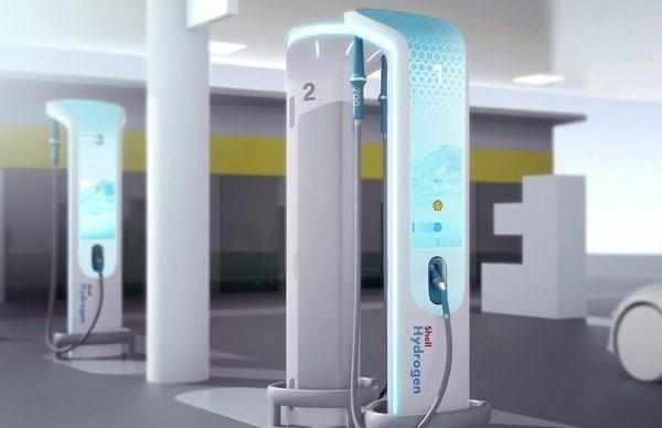 Hydrogène : BMW et Shell créent la station de charge de demain