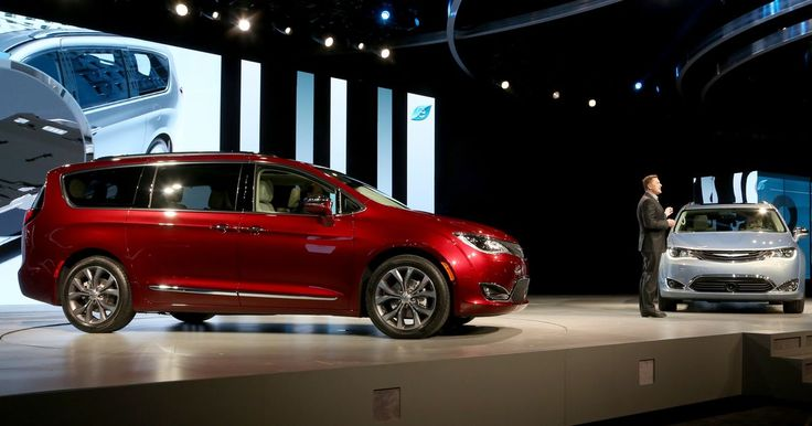 Fiat Chrysler Automobiles is aiming to re-define the minivan segment with the 2017 Chrysler Pacifica and Chrysler Pacifica Hybrid.