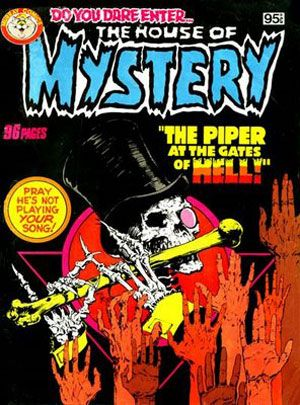 Horror comics of the 1940s and early 1950s