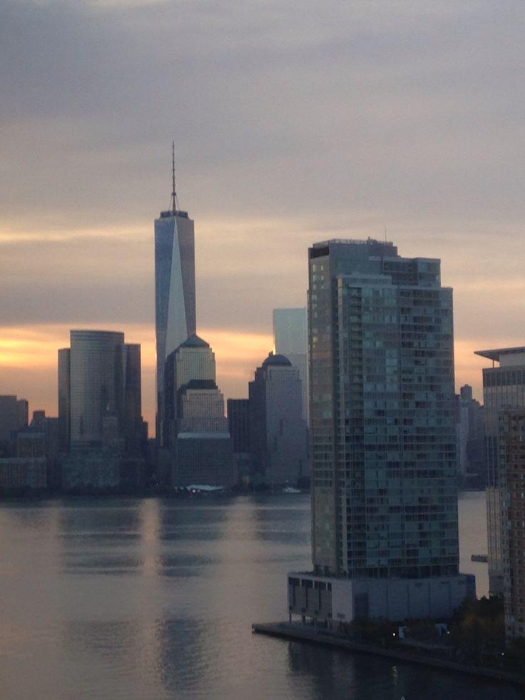View of NY