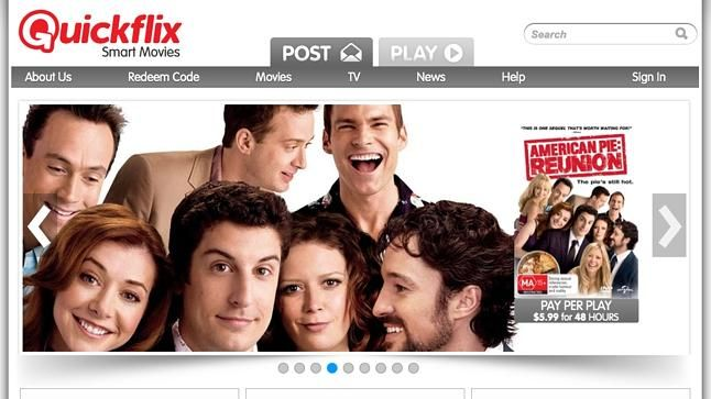 Quickflix has 'full support' of HBO
