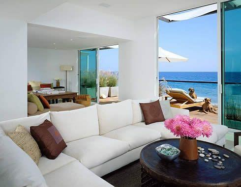 love: Interior Design, Decor, Beaches, Beach Homes, Living Rooms, Dream House, Beach Houses, House Interiors, Beachhouse
