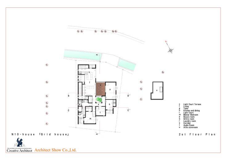 N10-house  / Masahiko Sato